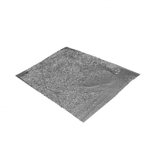 A 3D model of the enclosure site on Birkrigg Common, near Urswick, Ulverston.