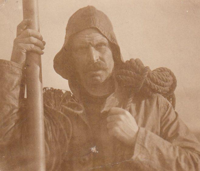 Fisherman Robert Parkinson | Bob Parkinson