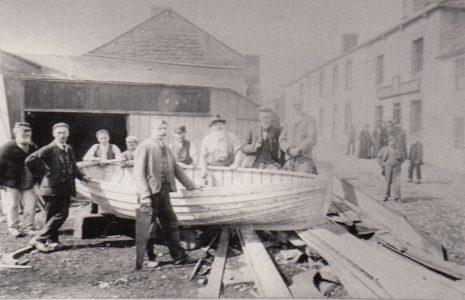 Overton Boat Yard