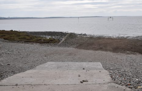 Photograph of Ulverston Slipway