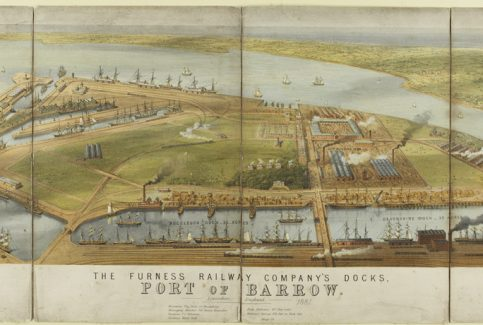 Barrow-in-Furness Docks
