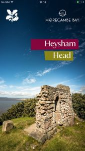 Heysham Head interactive guided walk
