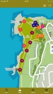 Heysham Head interactive guided walk