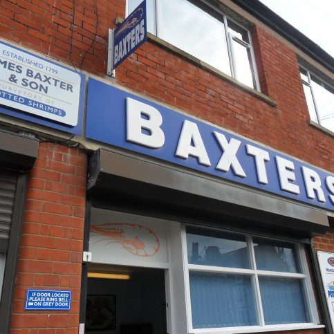 Oral history interview with Baxters of Morecambe staff