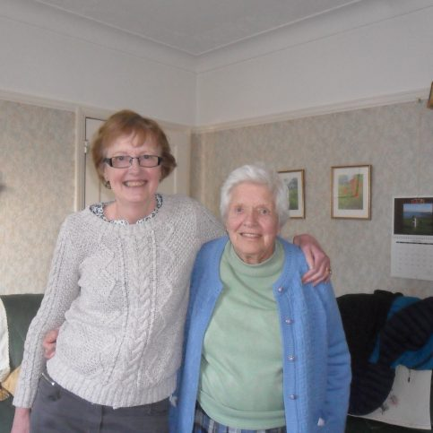 Oral history interview with Eileen Baxter and Helen Graham talking about the Morecambe Trawlers