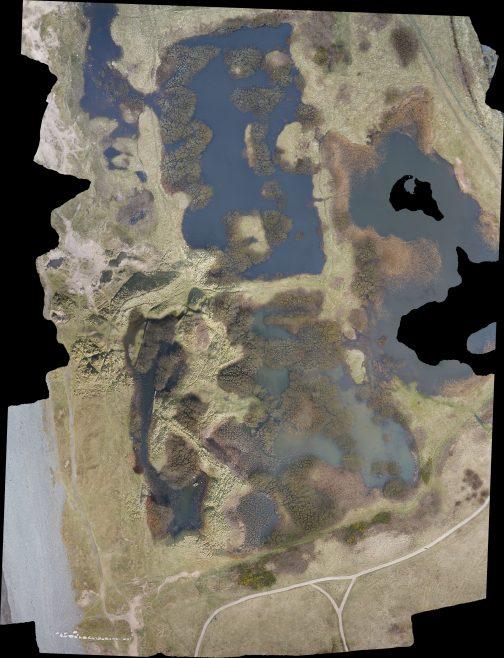 Walney Island Gunners Range (2D)