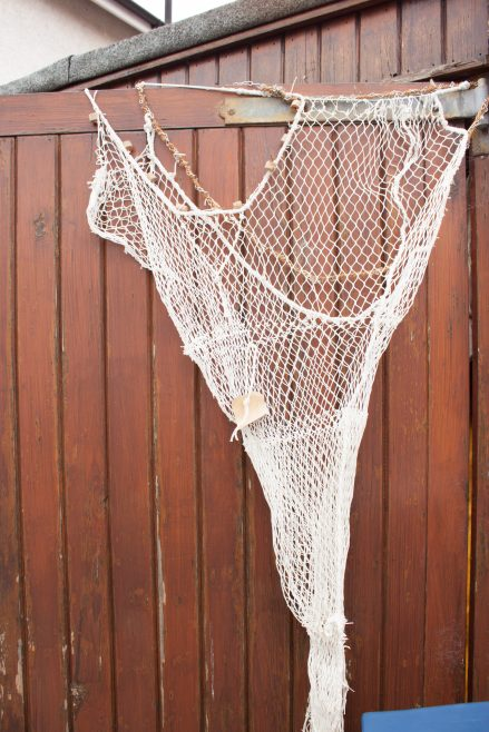 Model of a trawl net 1. | Malcolm Sole