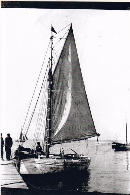 Bay boat