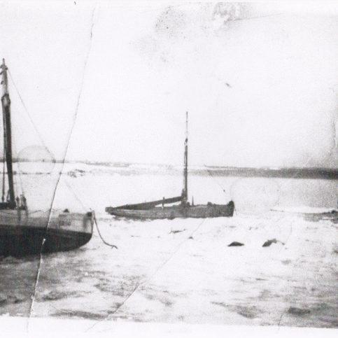 Fishing boats,