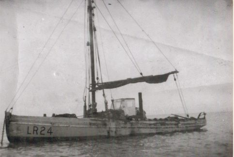 """Linda"" LR 24, was built by Crossfields of Arnside"