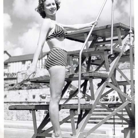 Miss Great Britain - 1960s (Lancashire Archives MBMO-HE acc 6743 box 1) | Copyright: Lancashire Archives