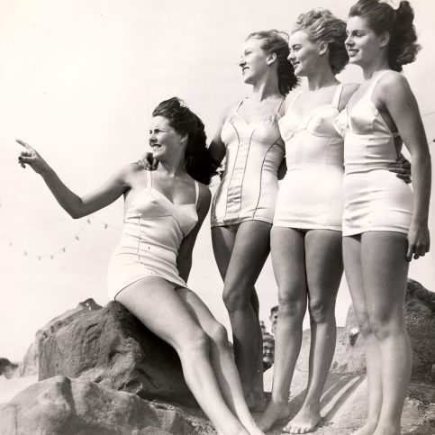 Photographs relating to Miss Great Britain