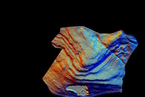 Warton Crag: Historic England LIDAR Image #3 of 7