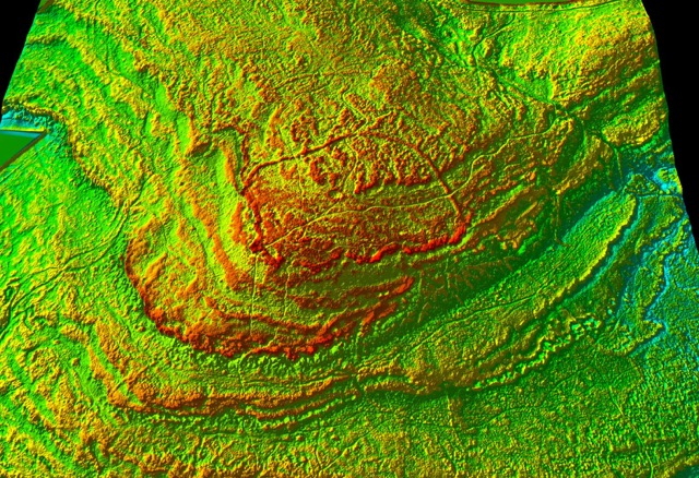 David Ratledge 2016 LIDAR Image #1 of 5 (small size JPEG) | David Ratledge