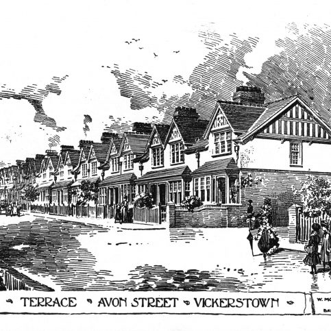 Vickerstown | Copyright: Cumbria Archive and Local Studies Centre, Barrow-in-Furness