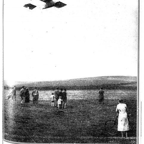 Gliding in Furness