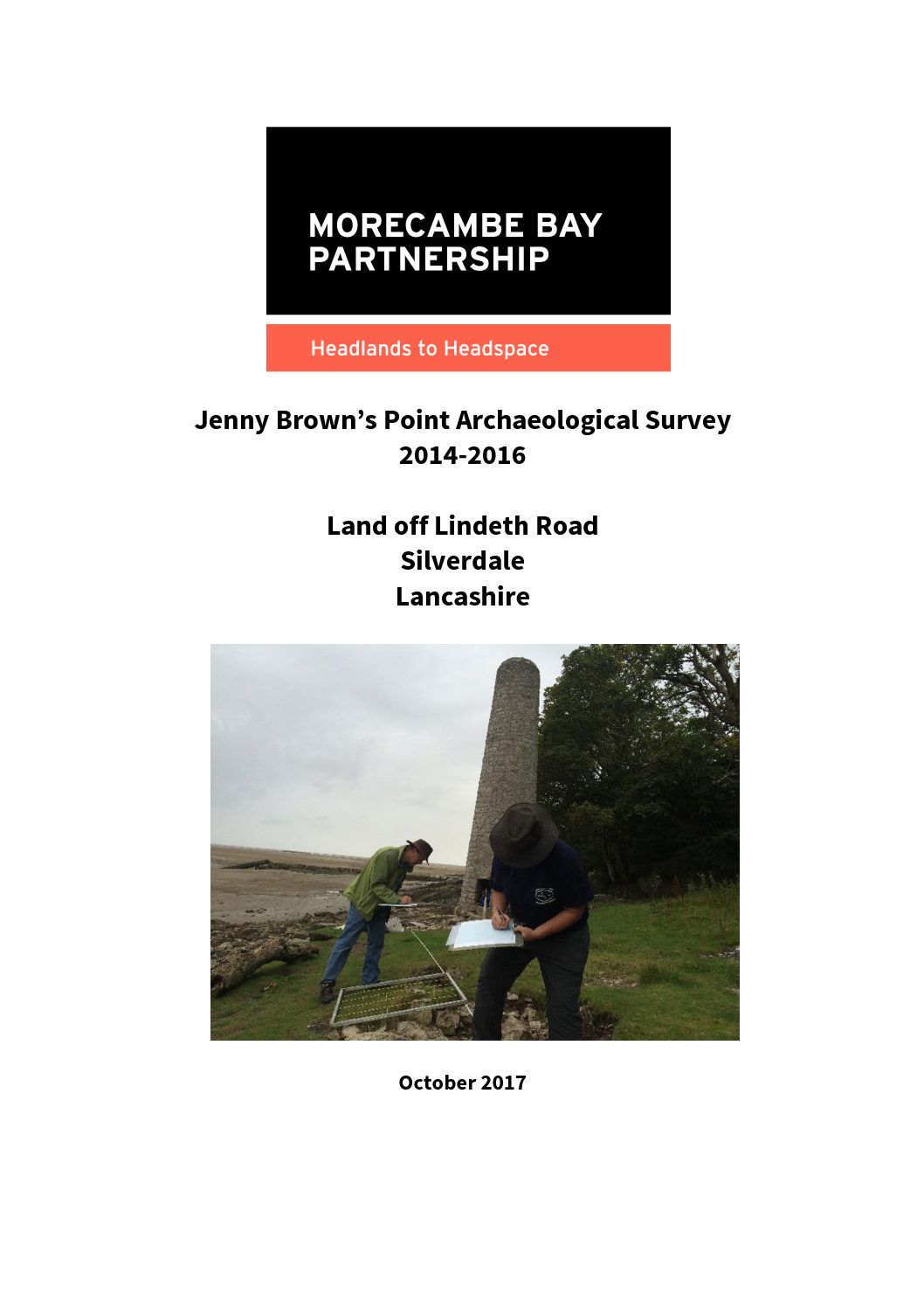 Jenny Brown's Point Archaeological Survey 2014-2016