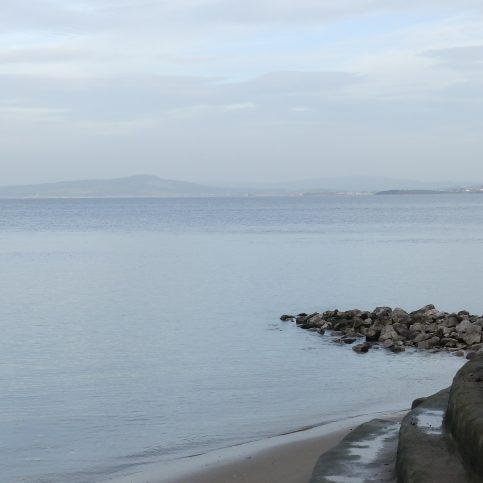 Approaching Warton Crag - A Walk around the Bay - Image 01 - from Morecambe Prom