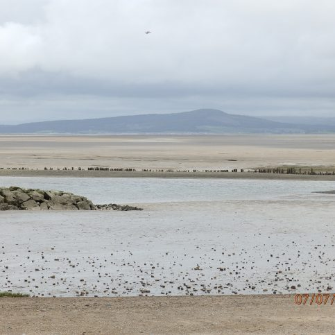 Approaching Warton Crag - A Walk around the Bay - Image 04 - from Morecambe Prom