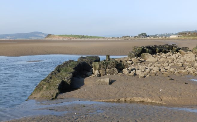 Approaching Warton Crag - A Walk around the Bay - Image 06 - from Hest Bank | Steve King