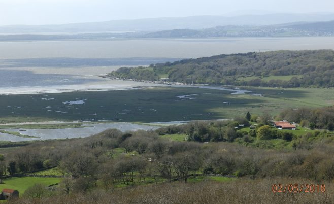 Approaching Warton Crag - A Walk around the Bay - Image 10 - from the Crag Summit | Steve King