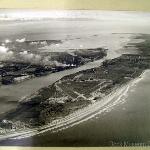 Photograph of Walney Island