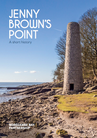 Cover image, Jenny Brown's Point - A Short History | Morecambe Bay Partnership